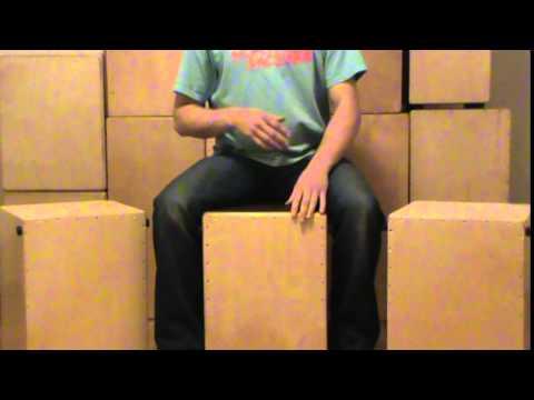 Solid Wood Cajon versus Plywood Cajon