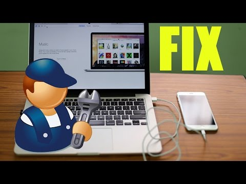 Fix for iTunes Doesn't Detect or Recognizing  iPhone iPad iPod! (WINDOWS)