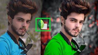 Snapseed  CB Style photo editing best cb trick photo editing tutorial