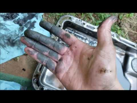 1994 Ford Ranger - Transmission Fluid & Pan Change