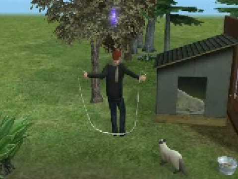 Sims2:野外生活