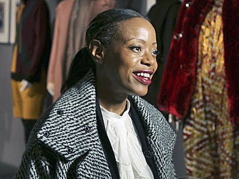Tracy Reese talks about her break in to the fashion industry