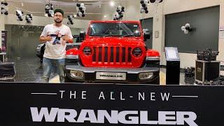 2019 Jeep Wrangler   Jeep Wrangler New Interior   Jeep Wrangler New Features   Jeep Wrangler 4x4