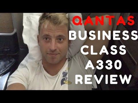 QANTAS Business Class A330 - Is It Worth It?