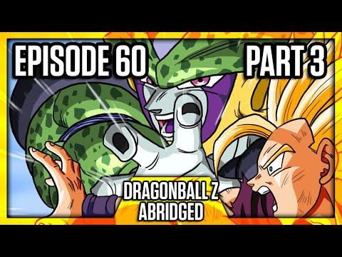 Dragon Ball Z Abridged: Episode 60 - Part 3 - #DBZA60 | Team Four Star (TFS)