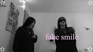 fake smile ariana grande cover