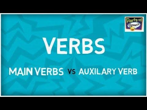 Learn all about Verbs | Main Verbs | Auxilary Verbs !