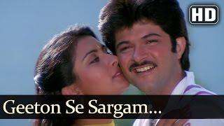 Geeton Se Sargam - Anil Kapoor - Poonam Dhillon - Laila - Lata Mangeshkar - Hindi Song