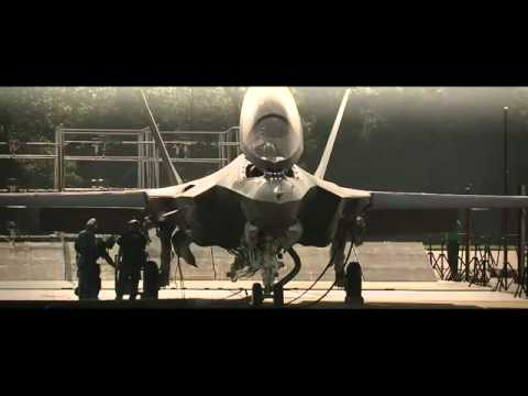 NEW In The Sky F-35 Lightning II( Bf 3  in real)