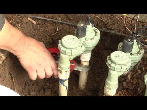 City of Roseville California - Sprinkler Valve Replacement.mov