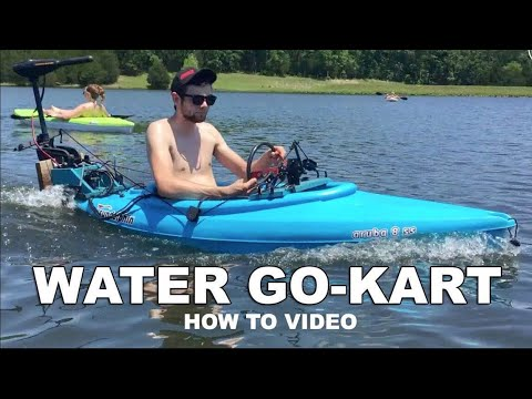 Kayak Go-Kart Build