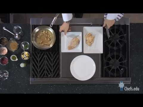How to Saute - Sauteing Chicken