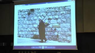 #x202b;אירוע אגודת ידידי מכון ויצמן למדע 18.1.2015 - הרצאת אורח: הצלם אלכס ליבק#x202c;lrm;