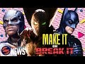 90s Comic Book Movies Good Or Just Nostalgia Make It Or Break It