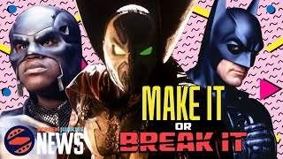 Download 90's Comic Book Movies: Good or Just Nostalgia? - Make It Or Break It Video