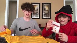 UNBOXING THE DANNY DUNCAN MYSTERY BOX #2!
