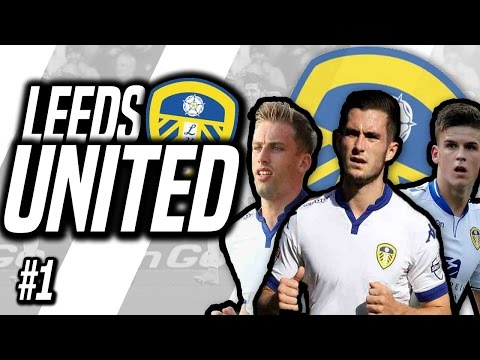 FIFA 16 Career Mode: Leeds United #1 - A New Challenge!