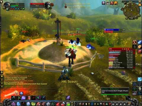 World of Warcraft Pvp, Dk lvl 64