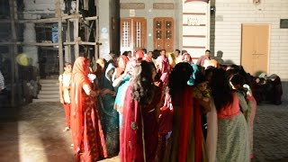 Real Indian Village Wedding HD Video.Desi Villagers Weddings.Poshana.Bhinmal.Rajasthan.शादी.shaadi