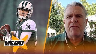 Peter King on Darnold