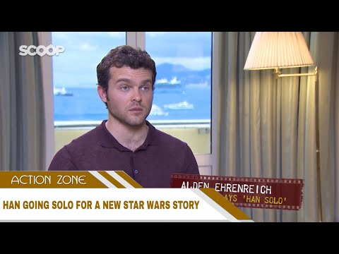 Han going Solo for a new Star Wars Story