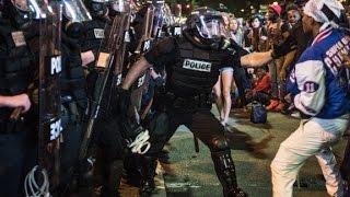 State of emergency: Charlotte violence erupts