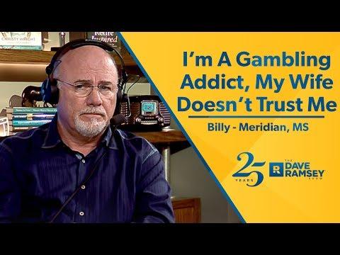 I'm A Gambling Addict, Wife Doesn't Trust Me