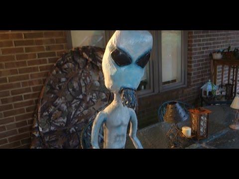Grey Alien prop! IronStrike Productions,