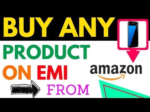 Amazon Se EMI Par Mobile Kaise Le || How To Buy Amazon Products On EMI || Amazon Products On EMI