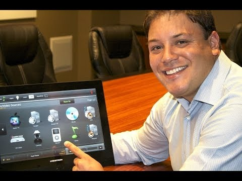 Home Automation using an iPad