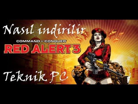 Red Alert 3 Nasıl İndirilir (Hasan Hüseyin Ceyhan)