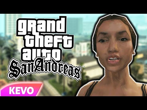 GTA: San Andreas but I'm in a horrible relationship