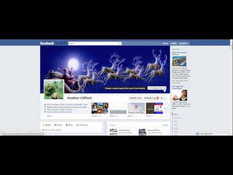 Your New Timeline Cover Image On Facebook