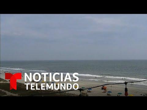 Coronavirus: Playas de EE.UU. se preparan para en el Memorial Day | Noticias Telemundo