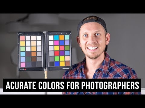 Get the PERFECT COLORS in photography every time - SpyderCHECKER Color chart