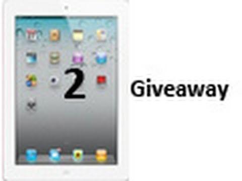 Apple iPad 2 Giveaway!!!!