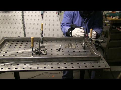 Welding Cart Project - part 1