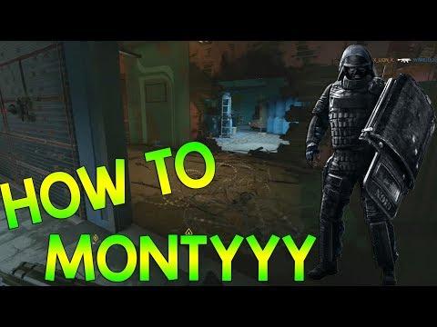 HOW TO MONTY - Rainbow Six Siege