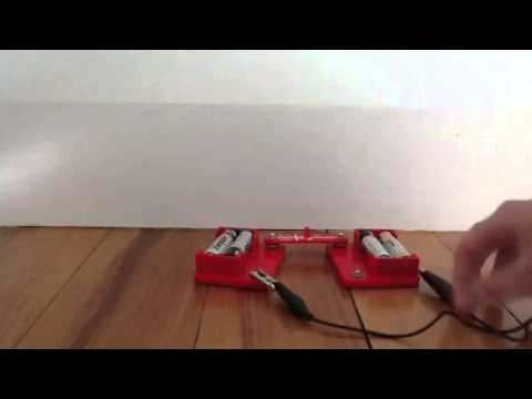 How to make an led morse-code device-simple electric circui