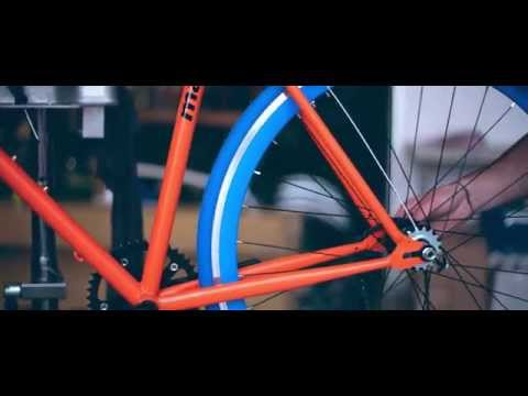 Mango Bikes Custom Build Behind the Scenes