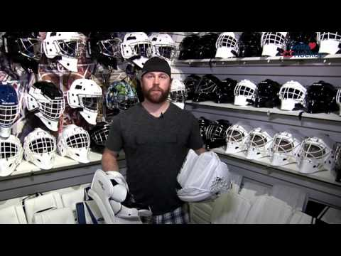 CCM Goalie Equipment Tip: Breaking in Your Glove and Blocker