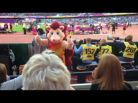 Highlights of the IAAF World Athletics Championships London 2017. The 4 days that I attended.