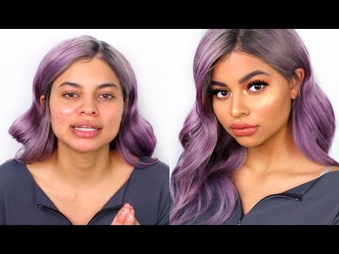 Chit-Chat GRWM: Kim K Inspired Makeup Look !