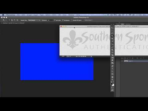 How To Remove a Logo Background In Photoshop And Make It Transparent