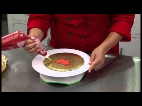 How to Make a Poinsettia