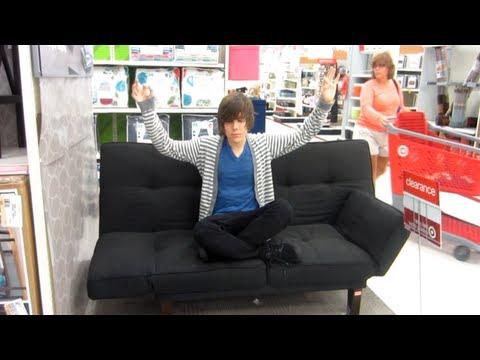 I don't belong in Target.