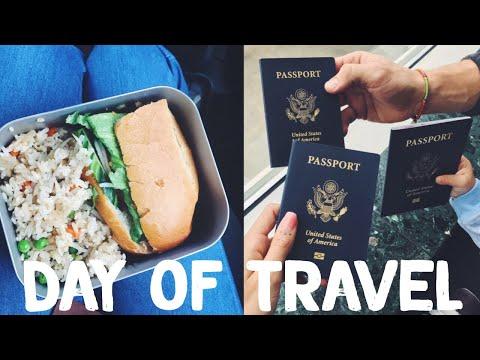 Day of Travel || El Salvador Vlog