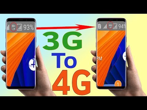 How To Fix 4G LTE Not Working On Android   Convert 3G To 4G LTE- Helping Mind