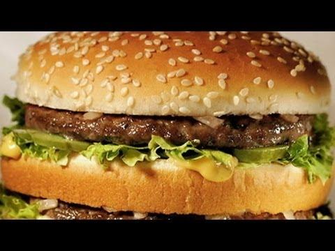 McDonald's Secret Sauce Revealed for Big Mac Sandwiches on YouTube?