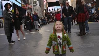 The Cutest Viral Video Star Ever Takes a Dream Trip to NYC